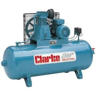 3HP Clarke Piston Compressor
