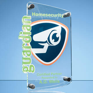 The acrylic wall plaques are completely bespoke. Please forward details of your requirements and we